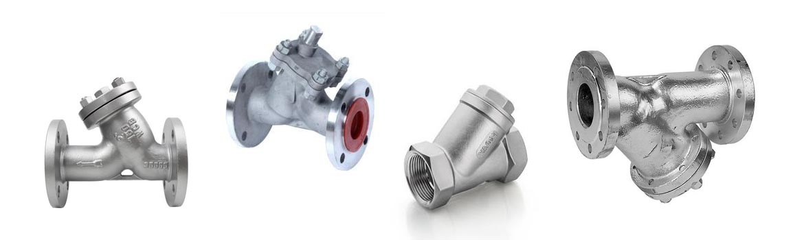 Y Type Strainers Dealers Distributors in Mumbai Pune Chennai India